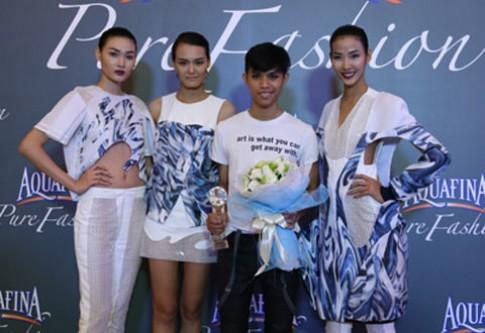 Giang Tú tham dự London Fashion Week 2014