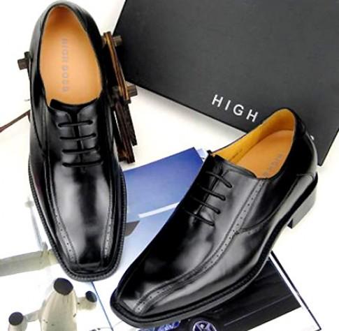 Giày cao High Boss - sánh đôi hạnh phúc