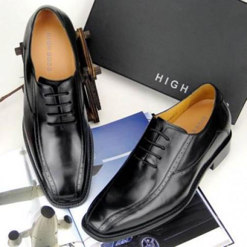 Giày High Boss - cao hơn, đẳng cấp hơn