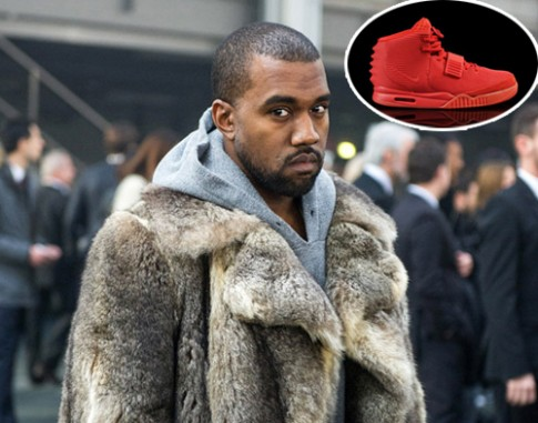 Giày Kanye West thiết kế được rao giá 16 triệu USD