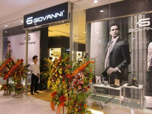 Giovanni khai trương showroom mới
