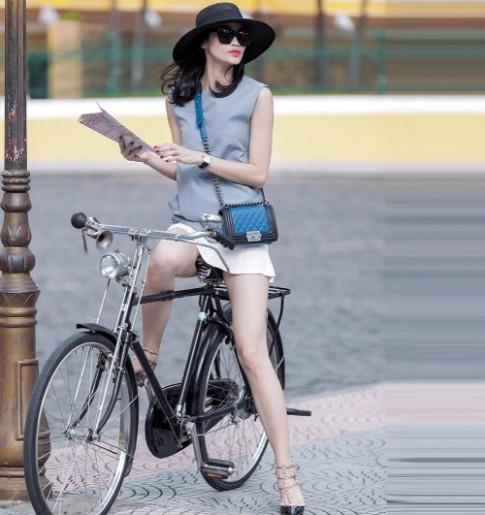 Gu thời trang cá tính thuần khiết của sao Việt
