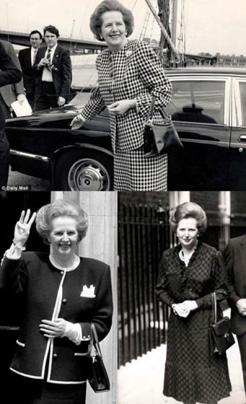 Gu thời trang của các nữ chính khách