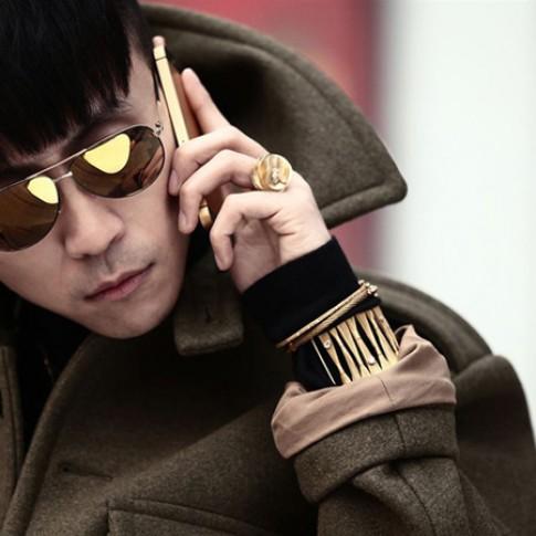 Gu thời trang độc đáo của Han Huohuo