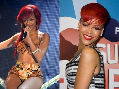 Hành trình làm đẹp không ngừng của Rihanna (tiếp)