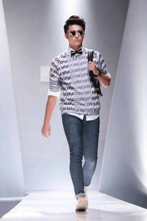Harry Lu, Noo Phước Thịnh đọ phong cách trên catwalk