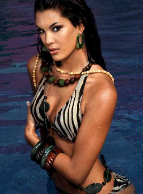 Hậu trường Hoa hậu Hoàn vũ 2007