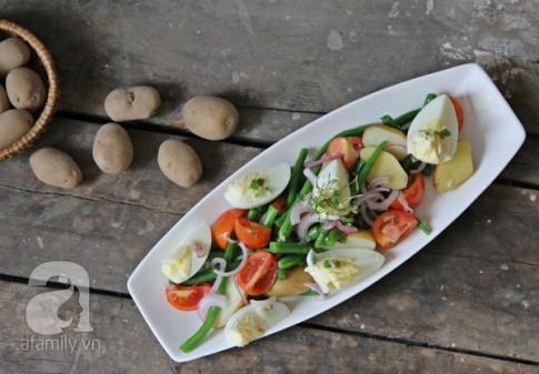 Hãy làm món salad này và ăn vào buổi sáng để giảm cân