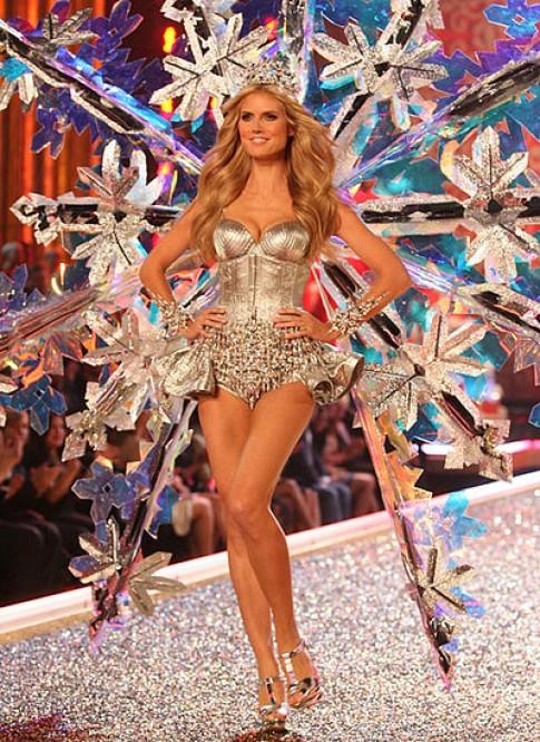 Heidi Klum rời bỏ hãng thời trang Victoria's Secret