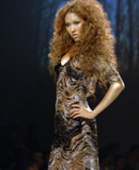 Hình ảnh Đẹp Fashion Show thu đông 2007