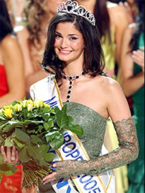 Hoa hậu Đức đăng quang Hoa hậu châu Âu