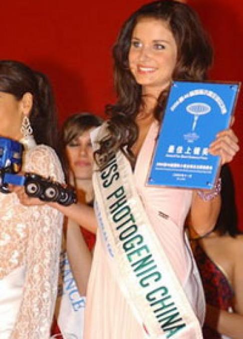 Hoa hậu Phần Lan ăn ảnh nhất Miss International