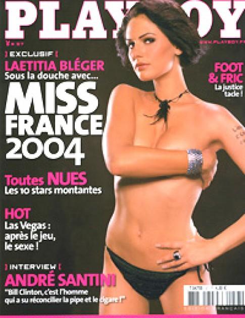 Hoa hậu Pháp 2004 bị 'truất ngôi' 6 tháng