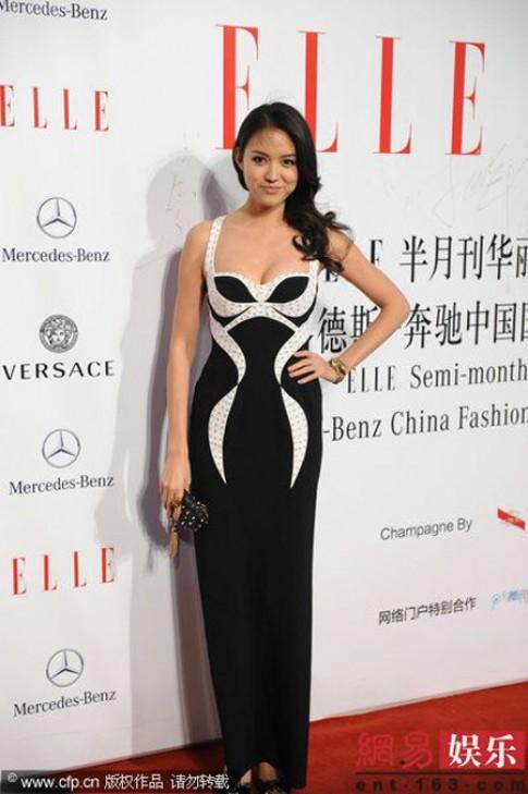Hoa hậu Trương Tử Lâm nổi bật giữa dàn sao