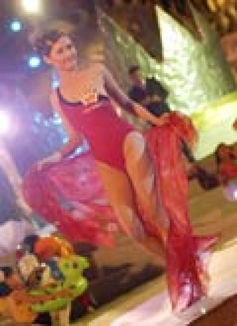 Hoa hậu VN 2004 - quyến rũ trang phục áo tắm