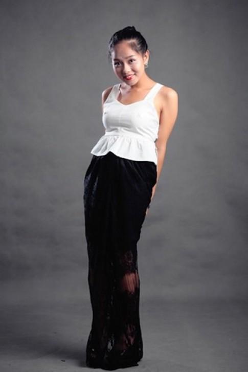 Hoàng Quyên Idol mất điểm vì style 'bà cô già'