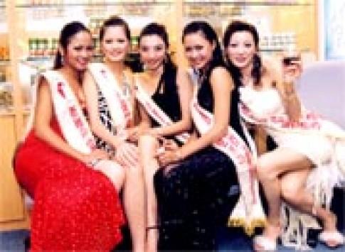 Hồng Diễm lọt vào Top 10 Hoa hậu Ngọc trai phương Đông
