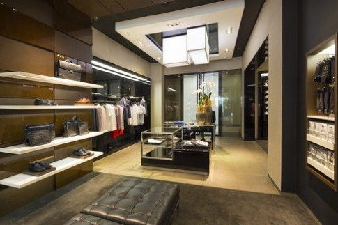 Hugo Boss khai trương cửa hàng Boss tại TP HCM