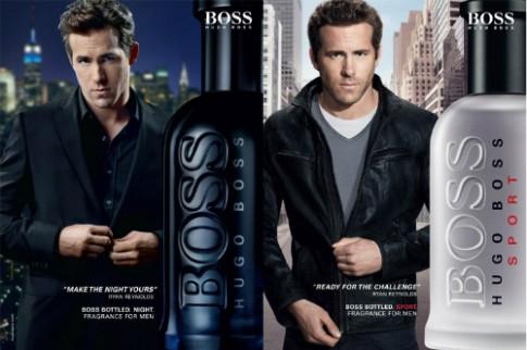 Hugo Boss và những gương mặt đại diện ấn tượng