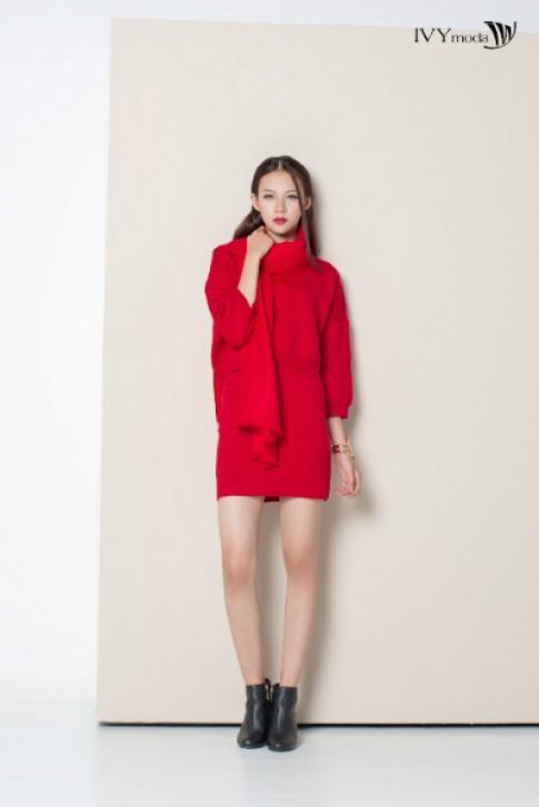 IVY moda ra mắt các mẫu len Wool Blend