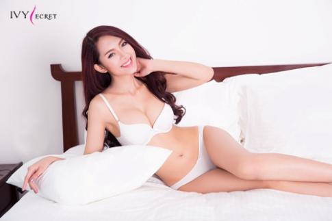 IVY moda ra mắt dòng sản phẩm đồ lót IVY Secret