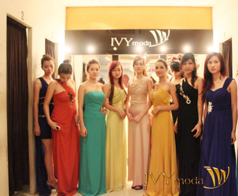 IVY Moda tài trợ Hoa hậu Việt Nam