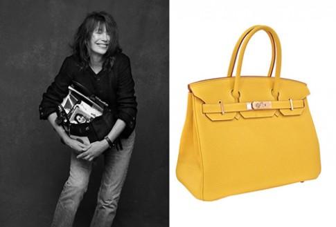 Jane Birkin yêu cầu Hermes bỏ tên bà khỏi túi xách