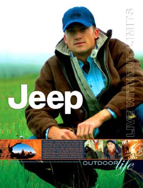 Jeep - cơ hội mua hàng hiệu trong nước