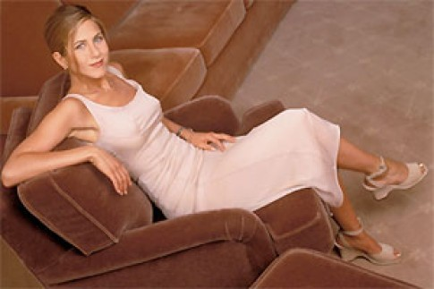 Jennifer Aniston thời trang nhất năm 2006