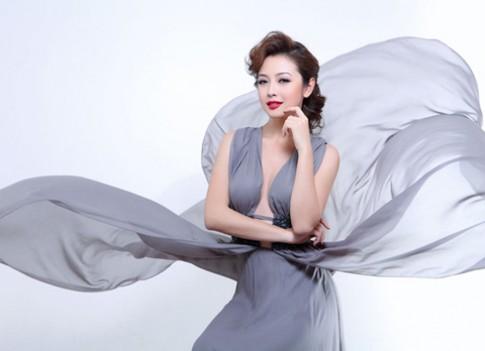 Jennifer Phạm bay bổng vũ điệu dạ hội