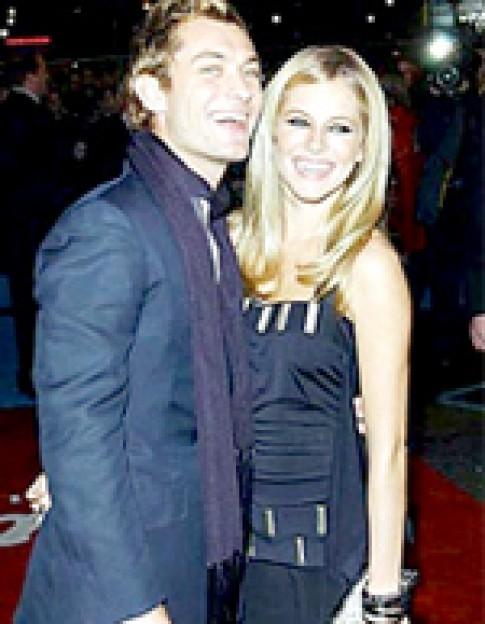 Jude Law và Sienna Miller - cặp đôi mặc đẹp nhất