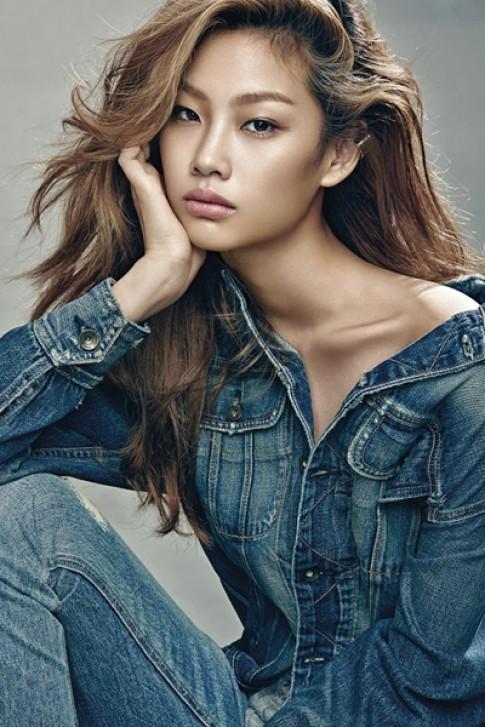 Jung Ho-yeon, 'cục cưng' của làng mốt Hàn Quốc