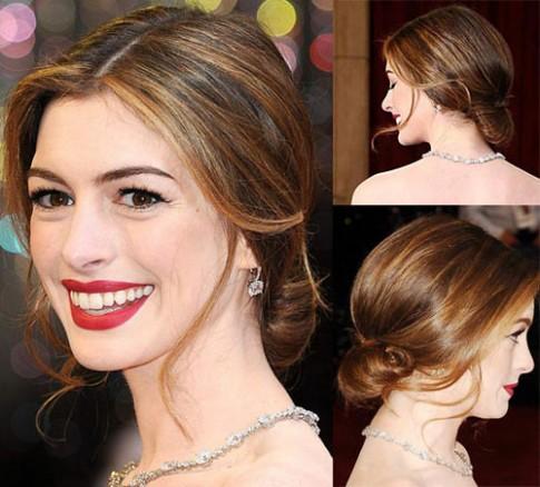 Kate Lee trang điểm cho Anne Hathaway và Keira Knightley