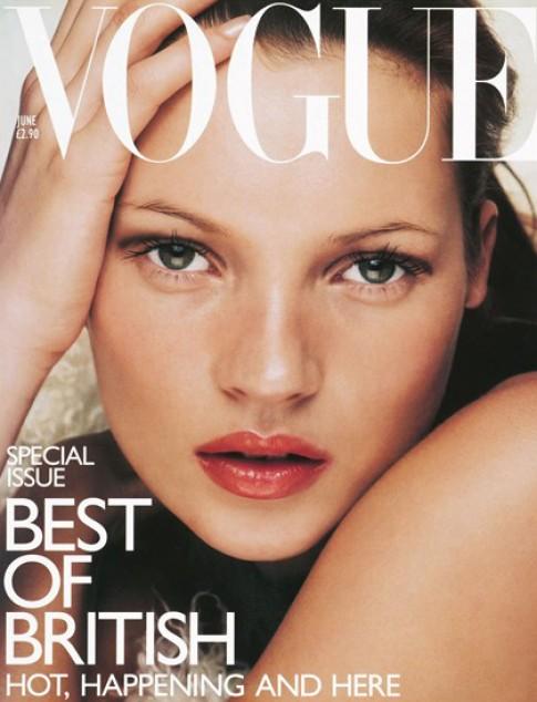 Kate Moss nhận giải đặc biệt của Hiệp hội thời trang Anh