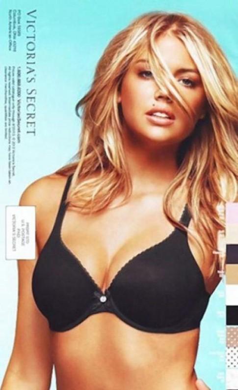 Kate Upton nổi giận vì Victoria's Secret dùng ảnh tùy tiện