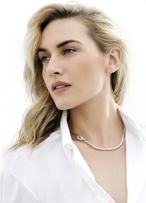 Kate Winslet quyến rũ với hương hoa