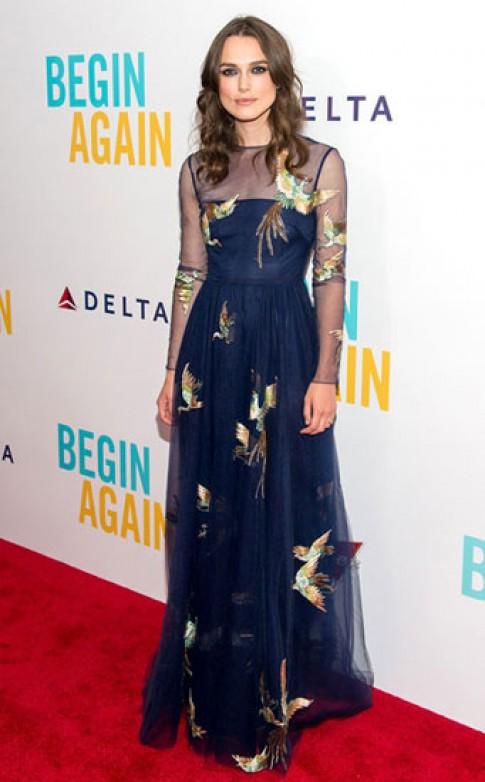 Keira Knightley, Natalie Portman mặc đẹp nhất tuần