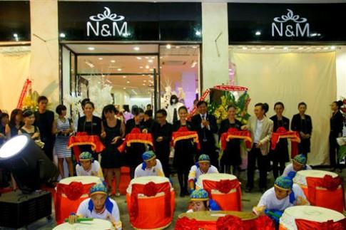 Khai trương cửa hàng flagship N