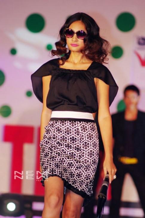 Khám phá NEM Fashion Show hè thu 2009