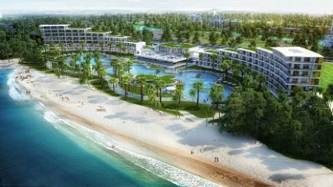 Khánh thành khu du lịch nghỉ dưỡng 5.500 tỷ tại Sầm Sơn