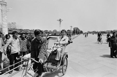 Khoảnh khắc đáng nhớ của Yves Saint Laurent