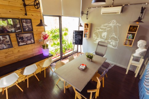 Không gian hẹn hò lãng mạn cho ngày 20/10 ở Sài Gòn