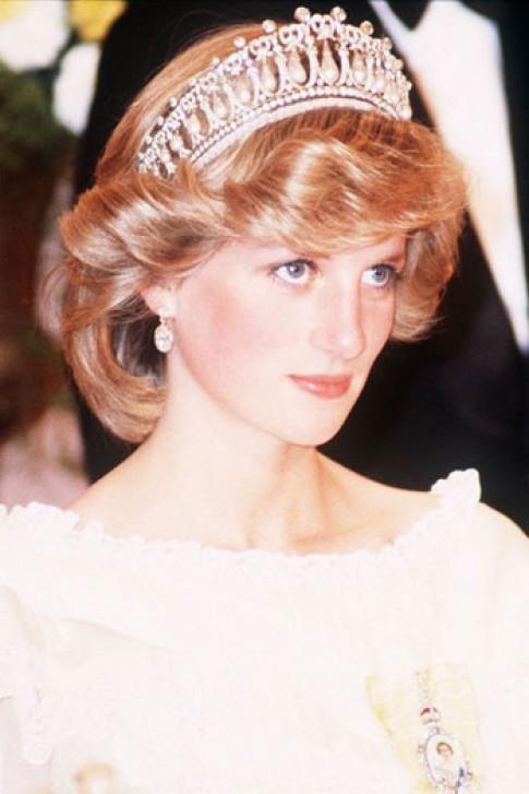 Kiểu tóc của các người đẹp hoàng gia