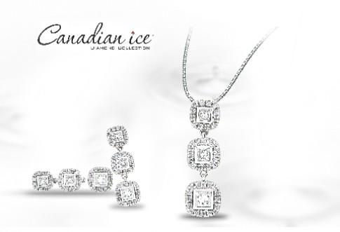 Kim cương tuyết Canadian Ice ưu đãi khách hàng