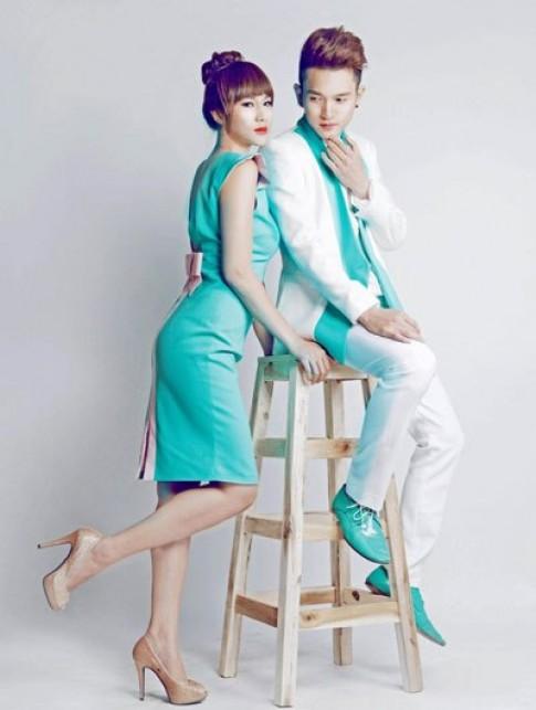 Kim Dung kết đôi cùng Ngọc Khanh