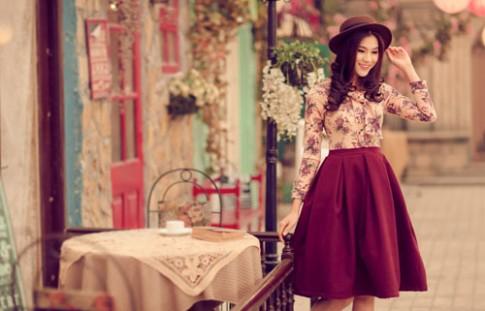 Kim Dung ngọt ngào với màu sắc cổ điển