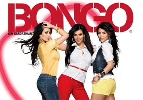 Kim Kardashian làm người mẫu Bongo