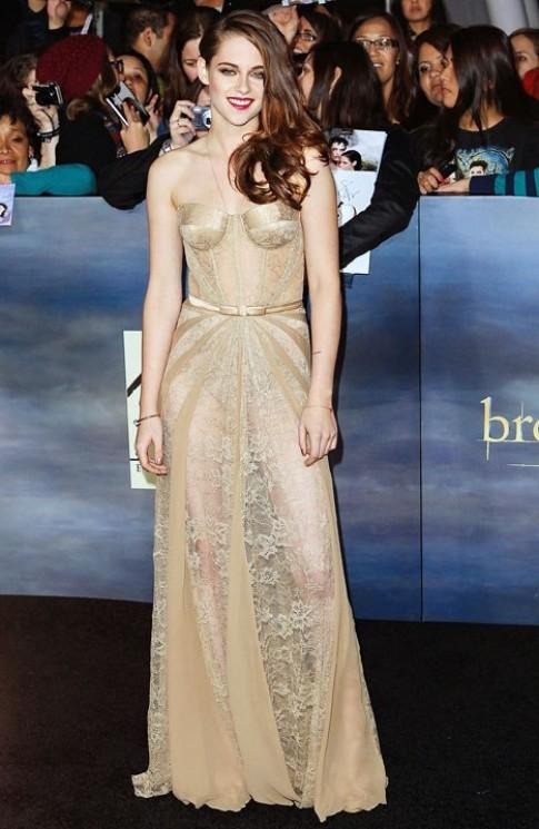 Kristen Stewart mặc đẹp nhất thế giới