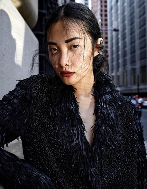 Kwak Ji Young, siêu mẫu Hàn được làng mốt Việt ưa chuộng