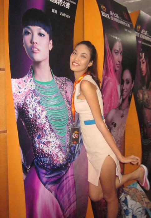 Lan Khuê đoạt giải Người đẹp ảnh tại Siêu mẫu châu Á